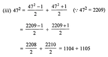ML Aggarwal Class 8 Solutions for ICSE Maths Chapter 3 Squares and Square Roots Ex 3.2 Q8.1