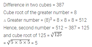 ML Aggarwal Class 8 Solutions for ICSE Maths Chapter 4 Cubes and Cube Roots Ex 4.2 Q12