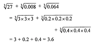 ML Aggarwal Class 8 Solutions for ICSE Maths Chapter 4 Cubes and Cube Roots Ex 4.2 Q6