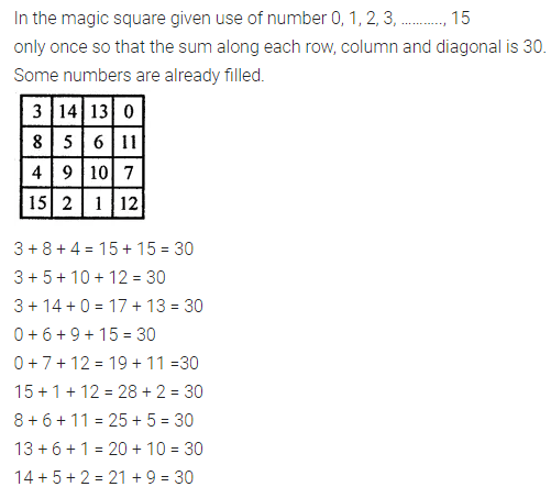 Maths Questions for Class 8 ICSE With Answers Chapter 5 Playing with Numbers Ex 5.2 Q13.1
