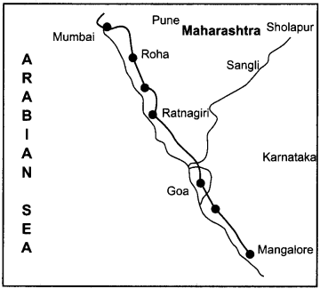 RBSE Solutions for Class 12 Geography Chapter 20 Transport 1