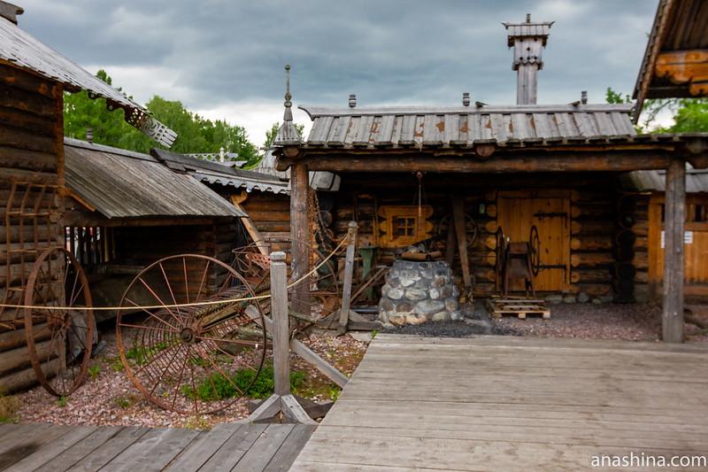 Усадьба Богословка, Ленинградская область