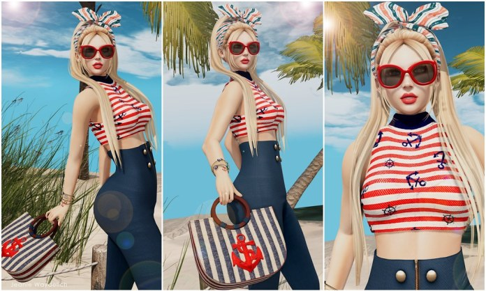 LOTD 1366 - Ahoy There ! #4 - GHEE HUNT