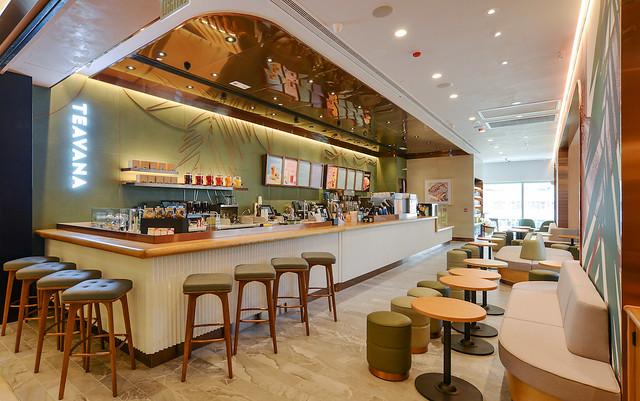 apm Starbucks Store - Teavana Bar 1