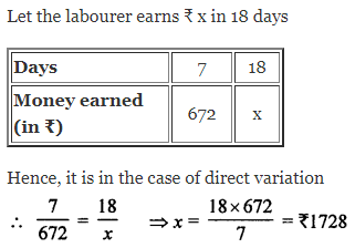ICSE Mathematics Class 8 Solutions Chapter 9 Direct and Inverse Variation Ex 9.1 Q4