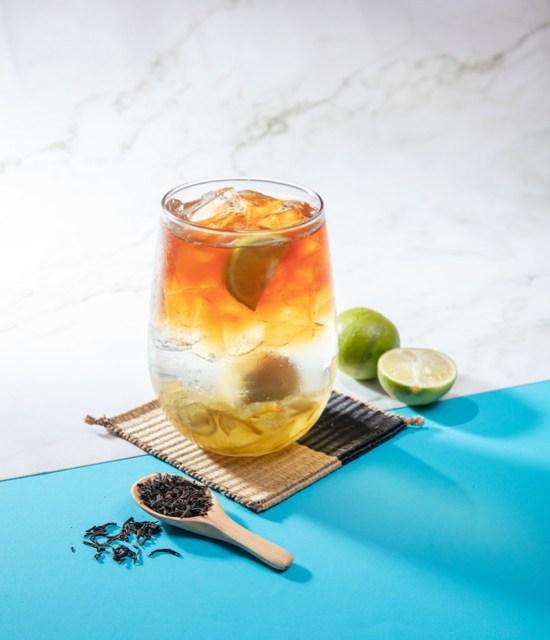Teavana - Japanese Plum & Lime Black Tea