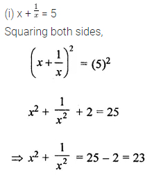 ML Aggarwal Maths for Class 8 Solutions Book Pdf Chapter 10 Algebraic Expressions and Identities Check Your Progress Q13.1