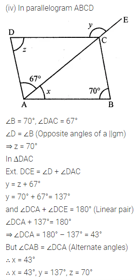 ML Aggarwal Class 8 Solutions Chapter 13 Understanding Quadrilaterals Ex 13.2 Q2.4