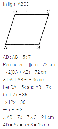 ML Aggarwal Class 8 Solutions for ICSE Maths Chapter 13 Understanding Quadrilaterals Ex 13.2 Q3