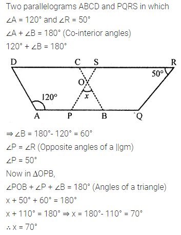 ML Aggarwal Class 8 Solutions for ICSE Maths Chapter 13 Understanding Quadrilaterals Ex 13.2 Q8.1
