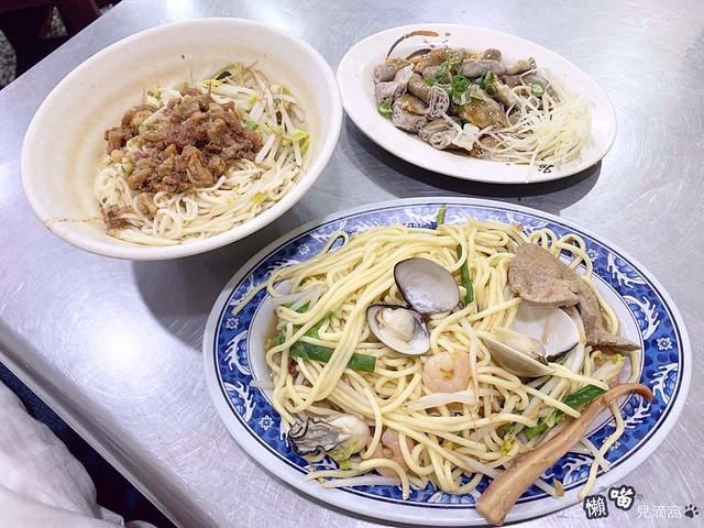 竹北市場海鮮麵