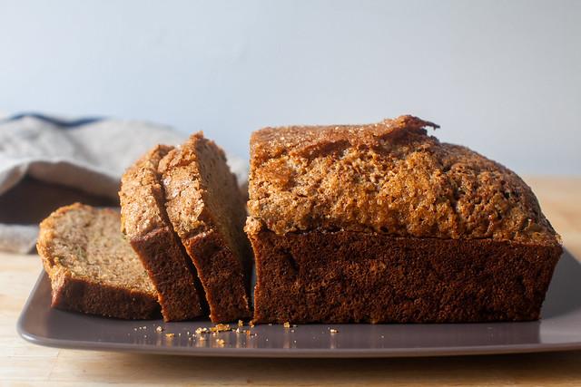 ultimate zucchini bread