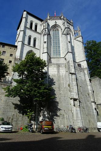 Chateau Des Ducs De Savoie : chateau, savoie, Château, Savoie, Chambéry