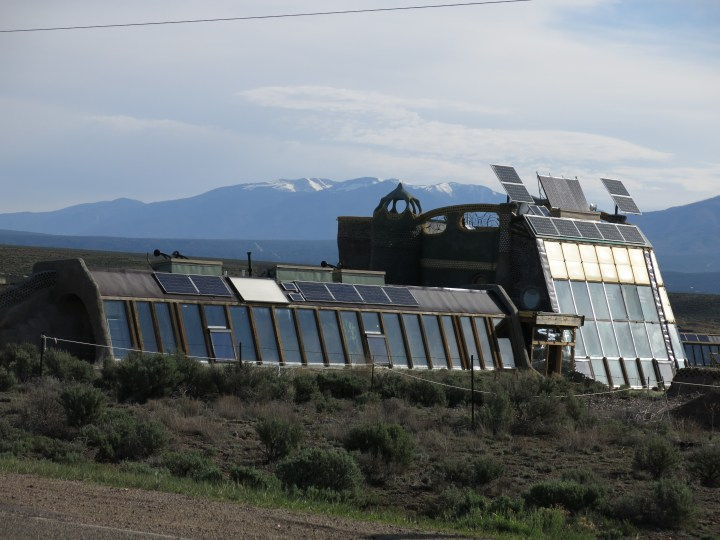 Earthship Road