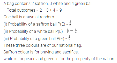 ML Aggarwal Class 8 Solutions for ICSE Maths Chapter 19 Data Handling Objective Type Questions VBQ 2