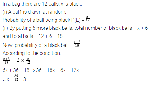 ML Aggarwal Class 8 Solutions for ICSE Maths Chapter 19 Data Handling Objective Type Questions HOTS 1