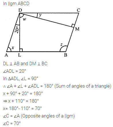 ML Aggarwal Class 8 Solutions for ICSE Maths Model Question Paper 4 Q10.1
