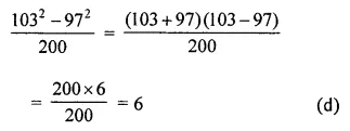 ML Aggarwal Class 8 Solutions for ICSE Maths Model Question Paper 4 Q1