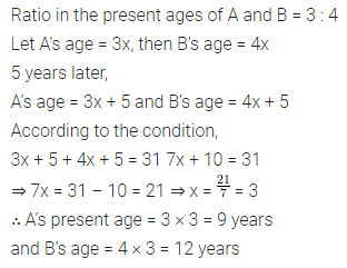ML Aggarwal Class 8 Solutions for ICSE Maths Model Question Paper 4 Q5