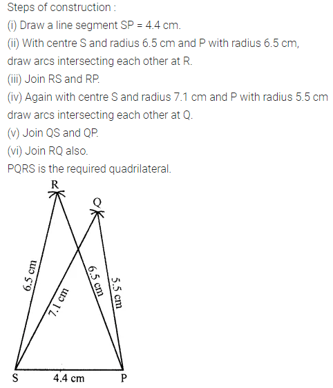 ML Aggarwal Class 8 Solutions for ICSE Maths Model Question Paper 5 Q6