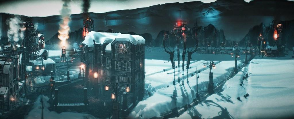 Frostpunk - Steam World