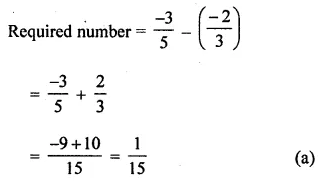 ML Aggarwal Maths for Class 8 Solutions Book Pdf Model Question Paper 3 Q2.1