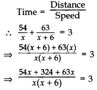 Important Questions for Class 10 Maths Chapter 4 Quadratic Equations 45