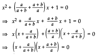 Important Questions for Class 10 Maths Chapter 4 Quadratic Equations 19