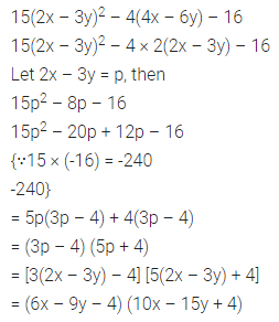 ML Aggarwal Class 8 Solutions for ICSE Maths Model Question Paper 6 Q16