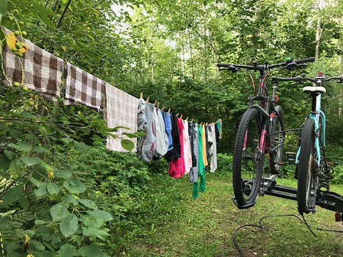 Kakabeka - Laundry
