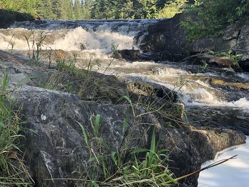 Aaron - waterfalls