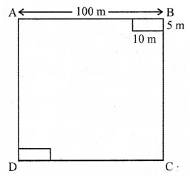 ML Aggarwal Class 6 Maths Solution Chapter 14 Mensuration Objective Type Questions