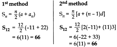 Important Questions for Class 10 Maths Chapter 5 Arithmetic Progressions 24