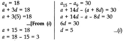 Important Questions for Class 10 Maths Chapter 5 Arithmetic Progressions 4