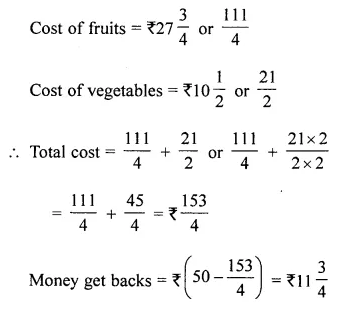 ML Aggarwal Class 6 Solutions for ICSE Maths Model Question Paper 3 Q27