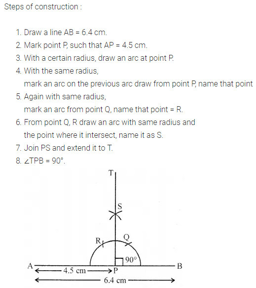 ML Aggarwal Class 6 Solutions for ICSE Maths Model Question Paper 5 Q7