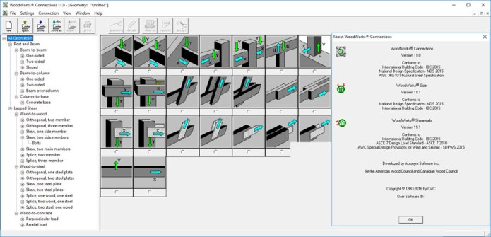 Working with CWC WoodWorks Design Office v11.1 full