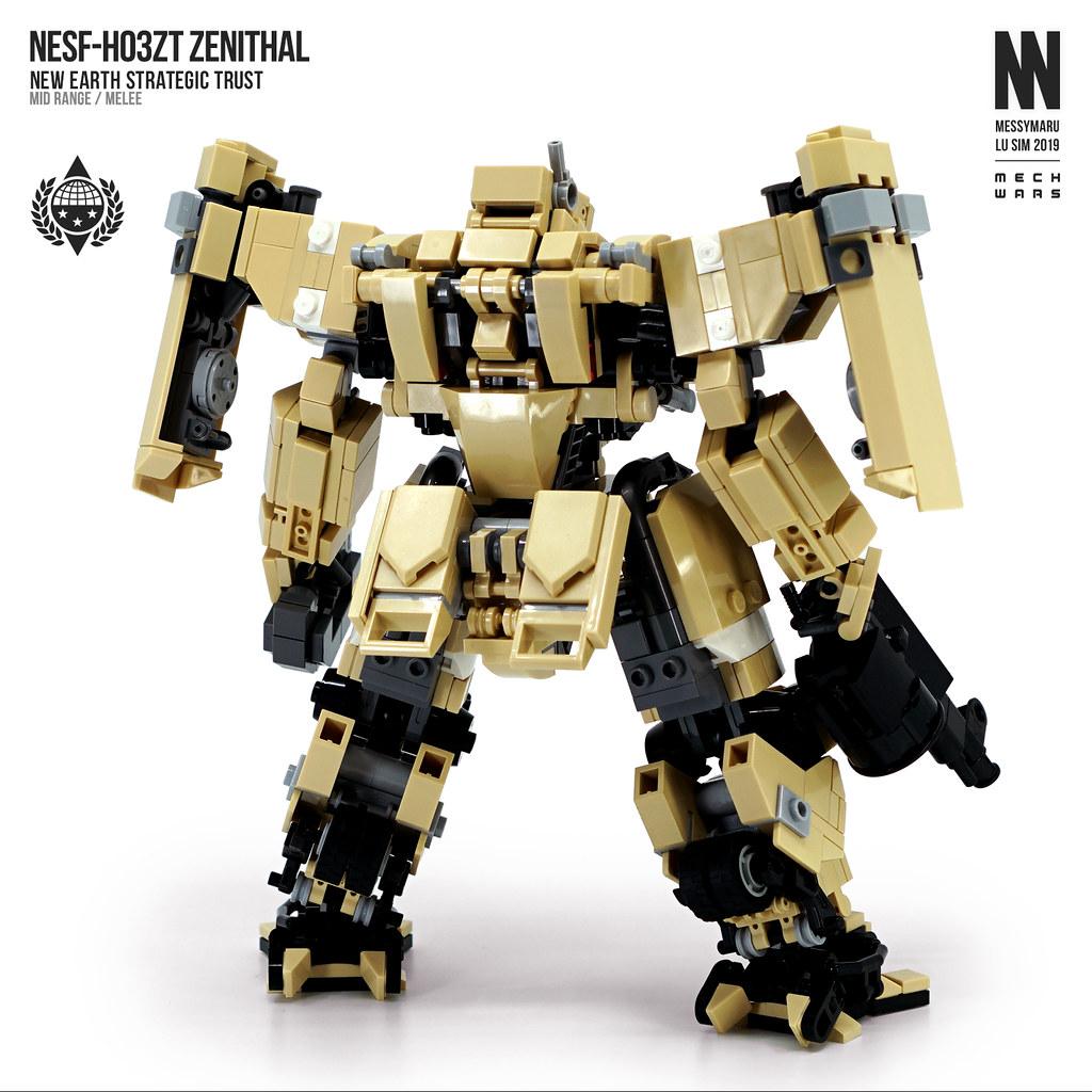 NESF-H03ZT Zenithal