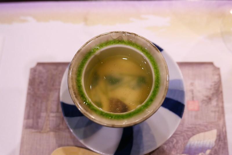 羽二重蒸し(茶碗蒸し)