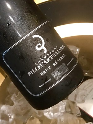 Raffles Hotel has its own limited edition champagne