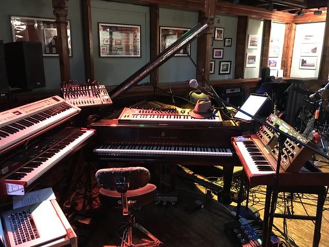 NAIL at the Howland 7/6/19 - Keyboards Galore