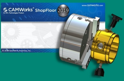 CAMWorks ShopFloor 2019 SP3.0 full
