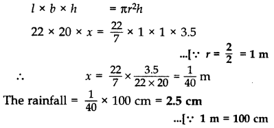 Important Questions for Class 10 Maths Chapter 13 Surface Areas and Volumes 80