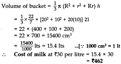 Important Questions for Class 10 Maths Chapter 13 Surface Areas and Volumes 51