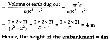 Important Questions for Class 10 Maths Chapter 13 Surface Areas and Volumes 42