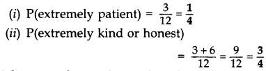 Important Questions for Class 10 Maths Chapter 15 Probability 15