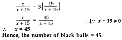 Important Questions for Class 10 Maths Chapter 15 Probability 9