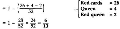 Important Questions for Class 10 Maths Chapter 15 Probability 1