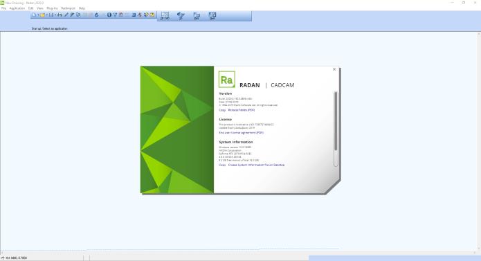 Working with Vero RADAN 2020 x64 full license