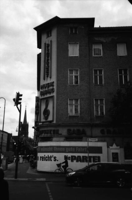 X-Berg, Berlin